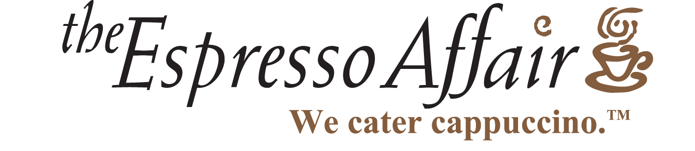 new espresso affair logo
